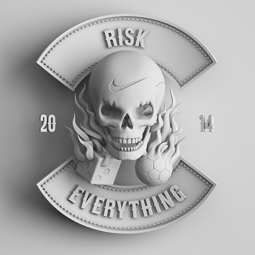 816a5ad302fbaa Nike Risk Everything - Sketchbook Inc.