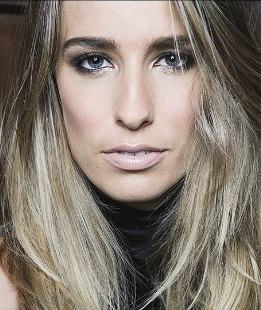 Online Beauty Grooming Journalist Blogger Of The Year: Celebrity LA ExtraTV Presenter Renee Bargh
